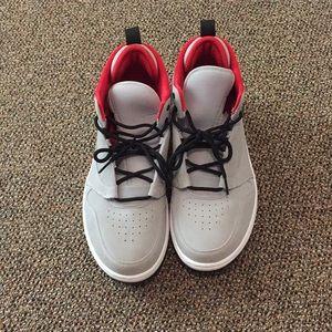 Nike air Jordan fade aways